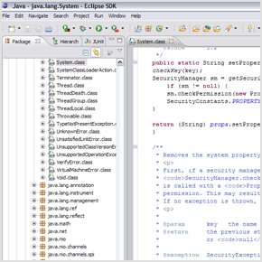 XML based configurations editor